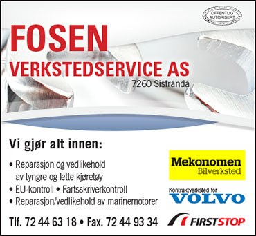 Fosen Verkstedservice AS